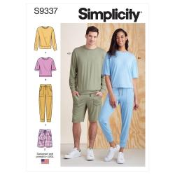 Wykrój Simplicity SS9337