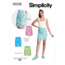 Wykrój Simplicity SS9336