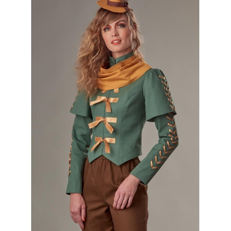 8 simplicity military cosplay costumes pattern
