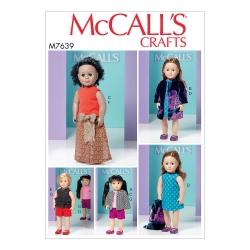 Wykrój McCall's M7639