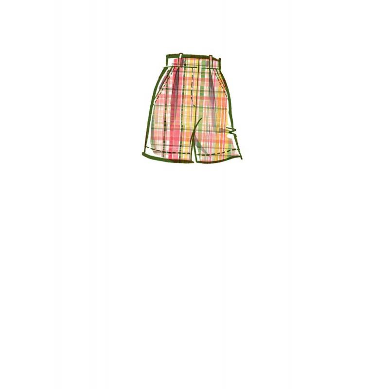 simplicity robe bralette pajamas pattern 8800