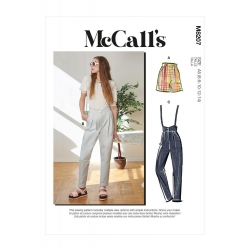 Wykrój McCall's M8207