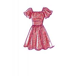 6 simplicity ruby jeans fleece dress pattern 8