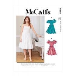 Wykrój McCall's M8211