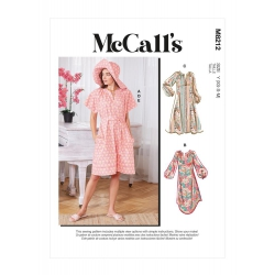 Wykrój McCall's M8212