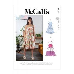 Wykrój McCall's M8193