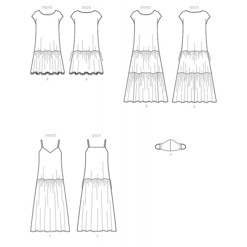Wykrój Simplicity 8819