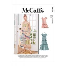 Wykrój McCall's M8214