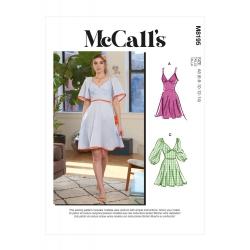 Wykrój McCall's M8195
