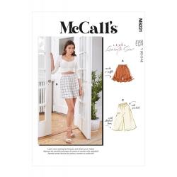 Wykrój McCall's M8221