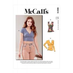 Wykrój McCall's M8219
