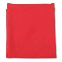Jersey bawełniany czerwony