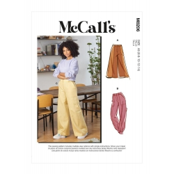 Wykrój McCall's M8206