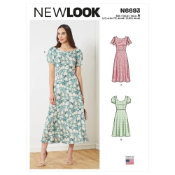Wykrój New Look N6693A
