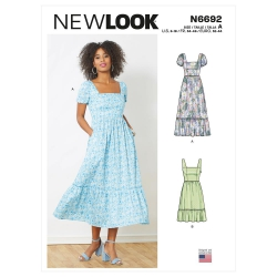 Wykrój New Look N6692A