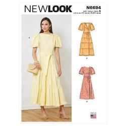 Wykrój New Look N6694A