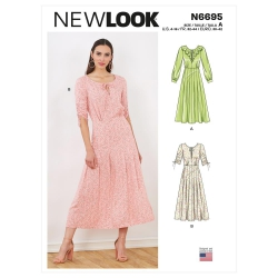 Wykrój New Look N6695A