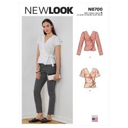 Wykrój New Look N6700A