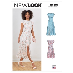 Wykrój New Look N6696A