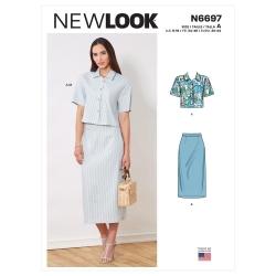 Wykrój New Look N6697A