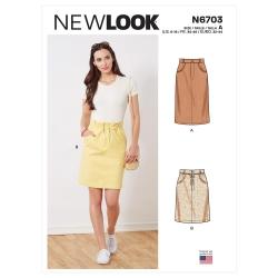 Wykrój New Look N6703A