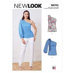 Wykrój New Look N6701A