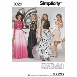 Wykrój Simplicity 8328