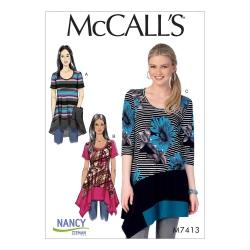 Wykrój McCall's M7413