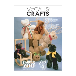 Wykrój McCall's M6188