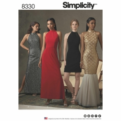 Wykrój Simplicity 8330