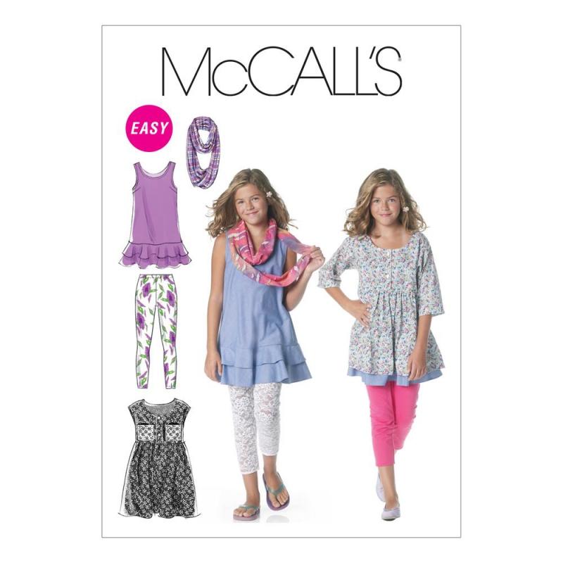 Wykrój McCall's M6275