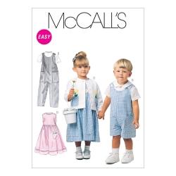 Wykrój McCall's M6304