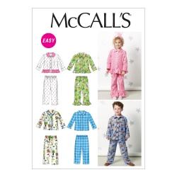 Wykrój McCall's M6458