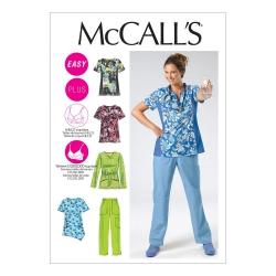 Wykrój McCall's M7387