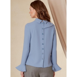 6730 newlook sportswear pattern 6730 front back vi