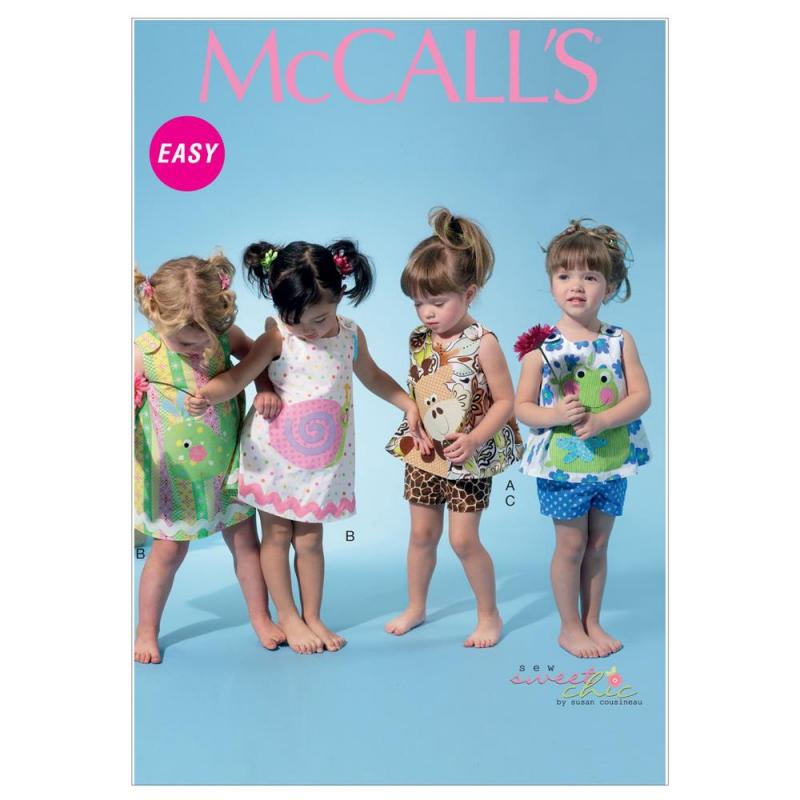 Wykrój McCall's M6541