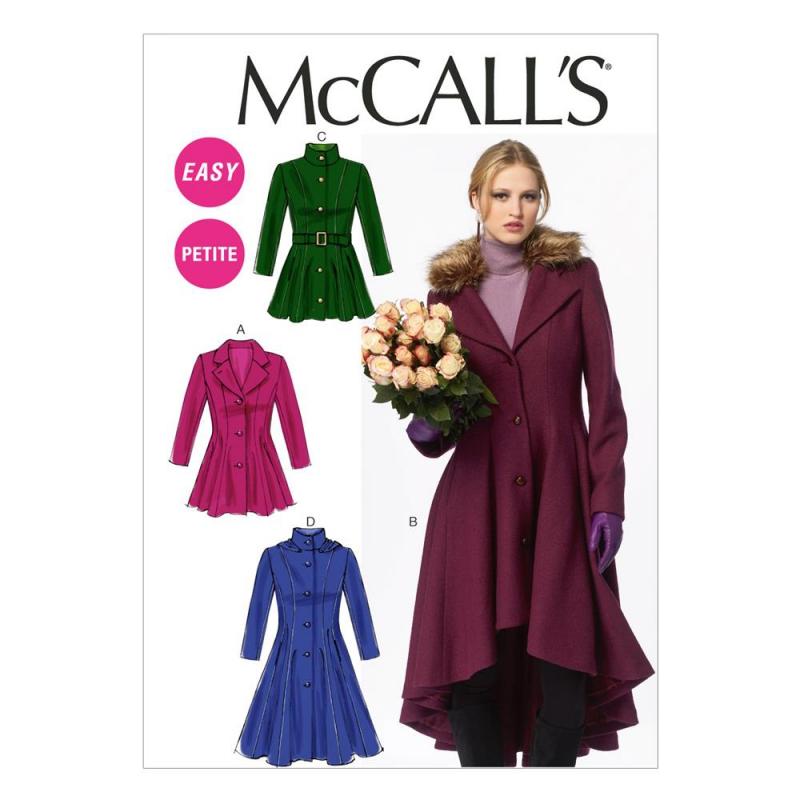 Wykrój McCall's M6187