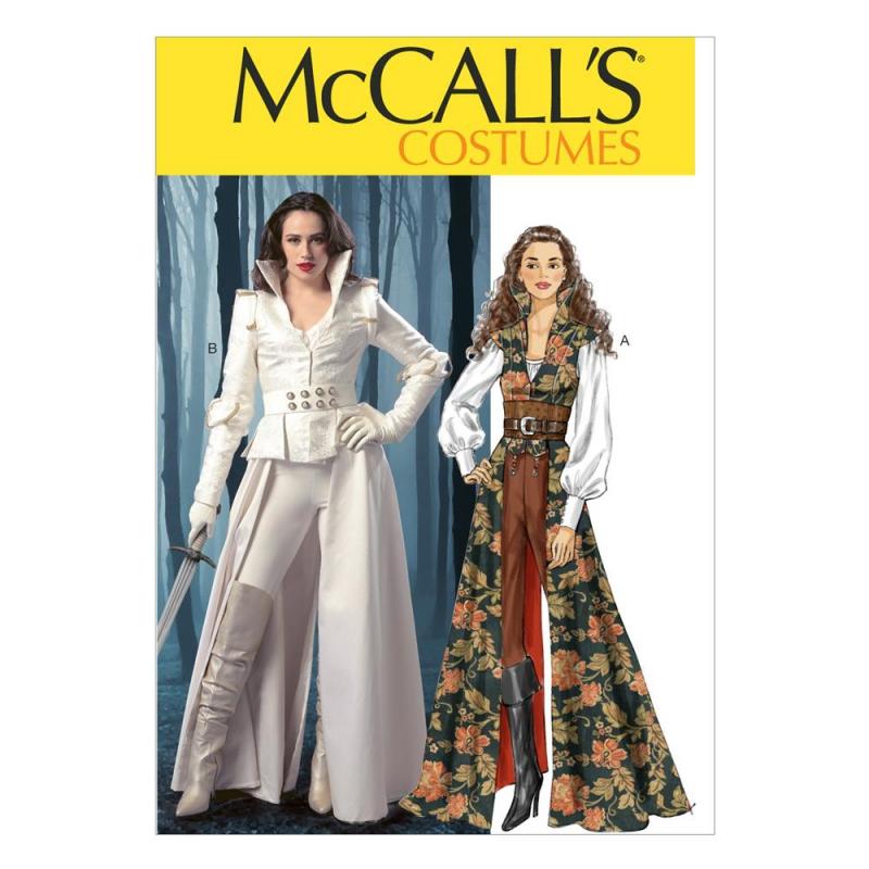 Wykrój McCall's M6819