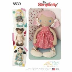 Wykrój Simplicity 8539
