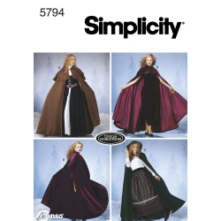Wykrój Simplicity 5794