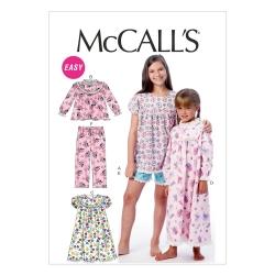 Wykrój McCall's M6831