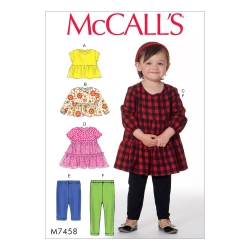 Wykrój McCall's M7458