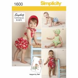 Wykrój Simplicity 1600