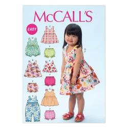 Wykrój McCall's M6944