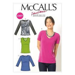 Wykrój McCall's M6762