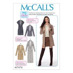 Wykrój McCall's M7476