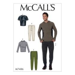 Wykrój McCall's M7486