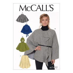 Wykrój McCall's M7477