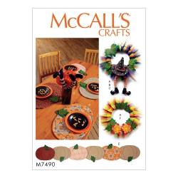 Wykrój McCall's M7490