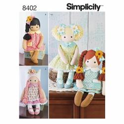 Wykrój Simplicity 8402